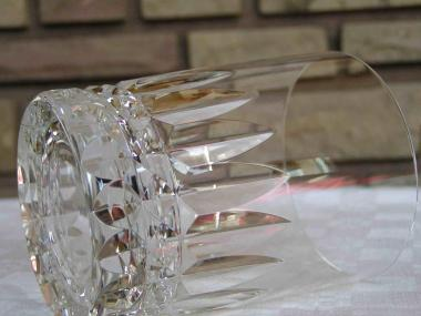 Verre whisky piccadilly baccarat cristal