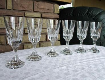 Verres d occasion cristal de baccarat 1