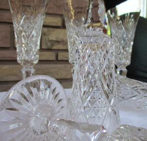 Verres musset cristal saint louis
