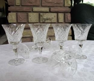 Vologne verre vin cristal