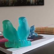 Animalier bestiaire sculpture daum pate cristal