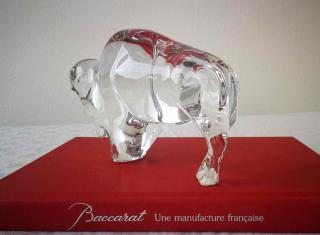 Animaux baccarat cristal