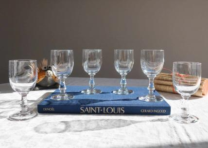 Art de la table cristal verres