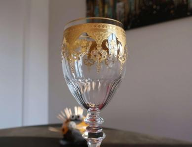 Art de la table france baccarat cristal