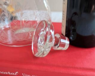 Art deco cristal baccarat ancien