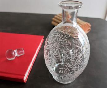 Baccarat carafe cristal ancien