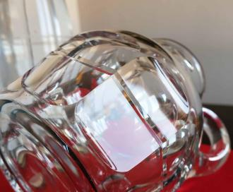 Baccarat cristal ancien taille