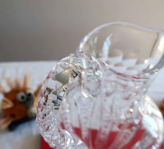 Baccarat cristal conde