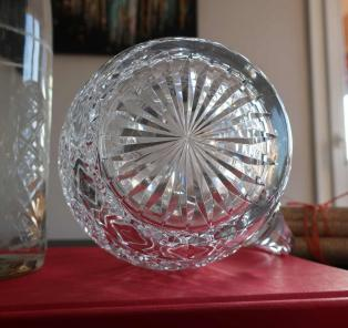 Baccarat cristal taille colbert broc