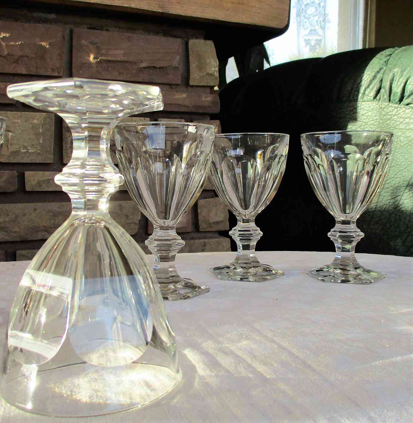 Collection Harcourt, cristal Baccarat