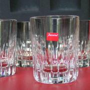 Baccarat rotary cristal moderne
