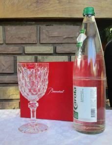 Baccarat verre americain