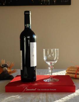 Baccarat verre bourgogne normandie