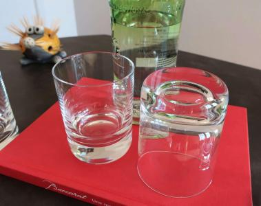 Barware baccarat crystal