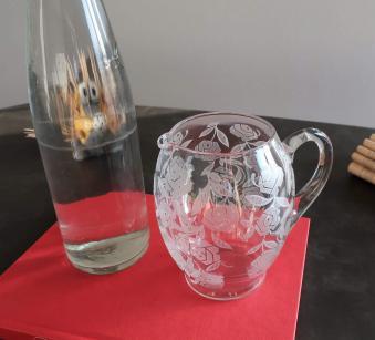 Broc baccarat cristal
