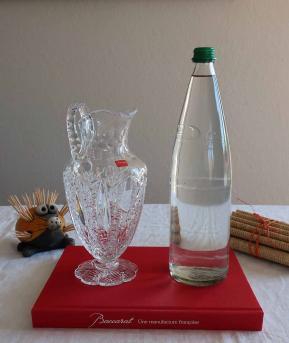 Broc conde cristal baccarat