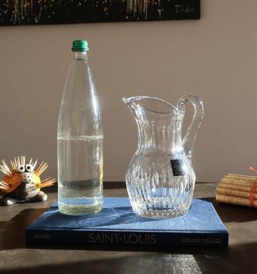 Broc cristal saint louis liane