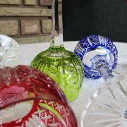 Cadix verres saint louis cristal