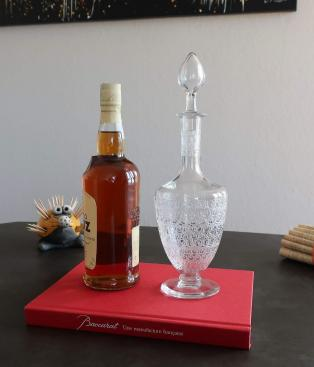 Carafe baccarat chateaubriant rohan