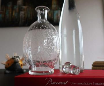 Carafe cristal prix baccarat