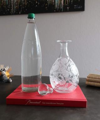 Carafe fontenay cristal baccarat