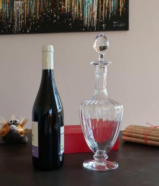 Carafe naples cristal baccarat