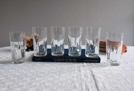 Chopes saint louis cristal occasion