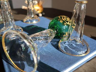 Cluny saint louis verre cristal