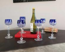 Colbert verre baccarat roemers