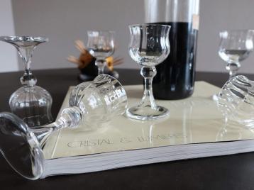 Cote venitiennes daum cristal