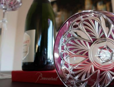 Coupes champagne couleurs