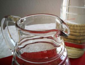 Cristal ancien baccarat