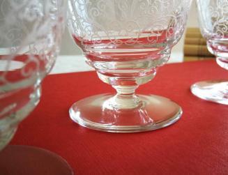 Cristal baccarat ancien 1