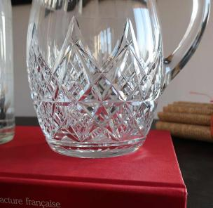 Cristal baccarat taille colbert