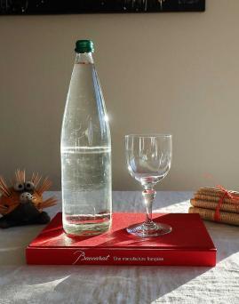 Cristal de baccarat prix verre normandie