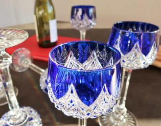 Cristal france couleur baccarat