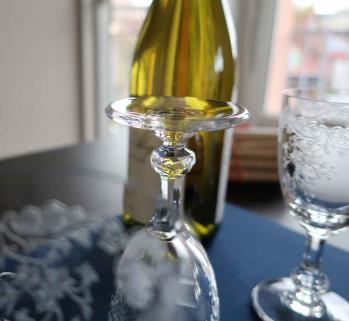 Cristal saint louis verre 1