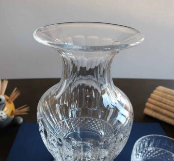 Cristal st louis vase