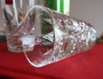 Cristal taille baccarat prix