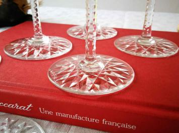 Cristal taille non signe baccarat