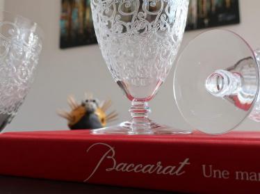Cristallerie baccarat 1