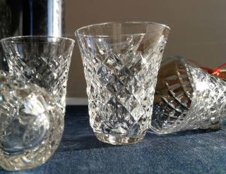 Cristalleries saint louis verre