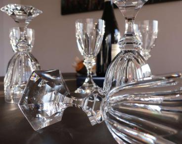 Crystal chambord saint louis