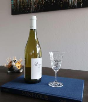 Crystal saint louis cut tableware glasses