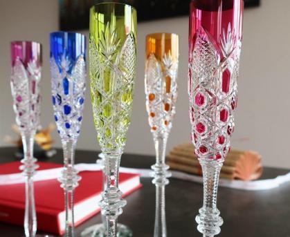 Crystal tableware france baccarat