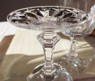 Daum signature verre cristal