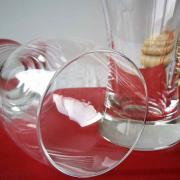 Degustation oenologie baccarat cristal