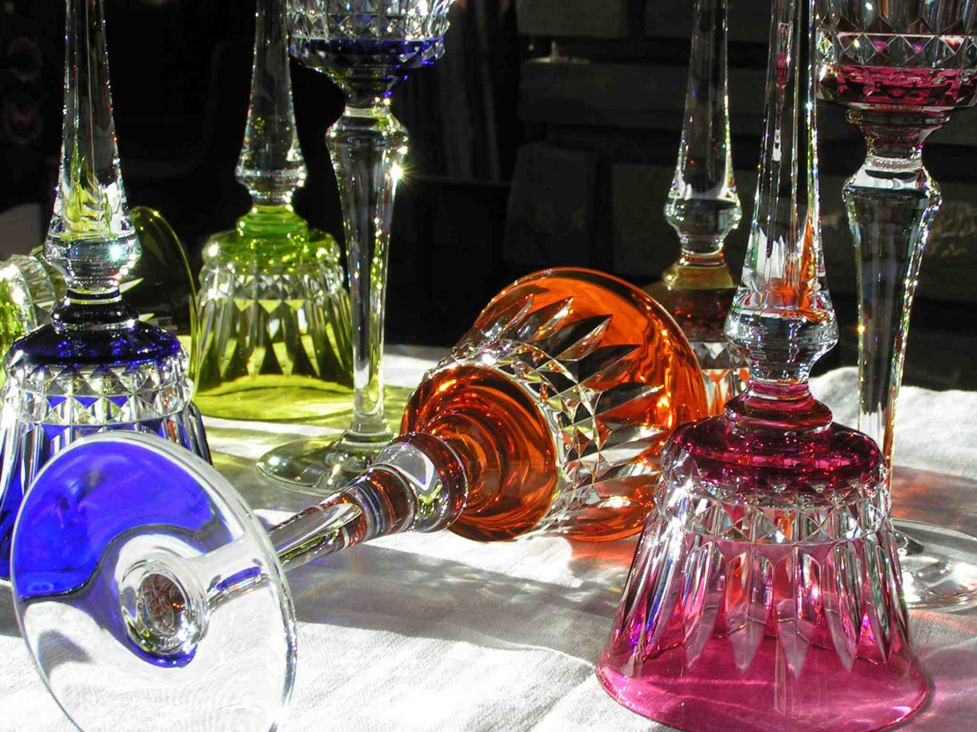 Roemer PIccadilly cristal Baccarat.