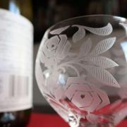 Fontenay rose baccarat verre chevalier