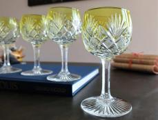 Gavarni verre saint louis cristal